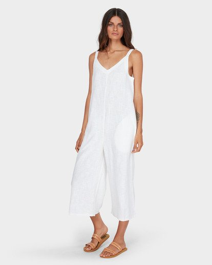 1 Wind Chaser Jumpsuit White 6572508 Billabong