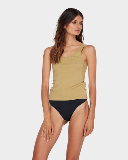 0 SEA LOUNGE SINGLET Green 6581131 Billabong