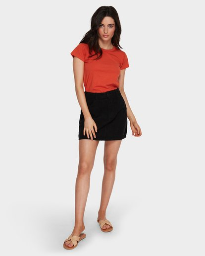 4 What Might Be Tee Red 6581144 Billabong
