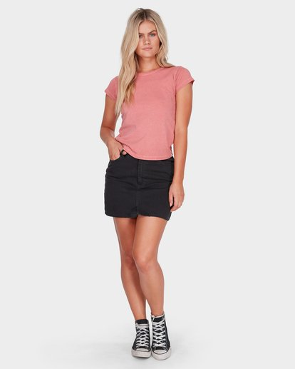 3 What Might Be Tee Pink 6581144 Billabong