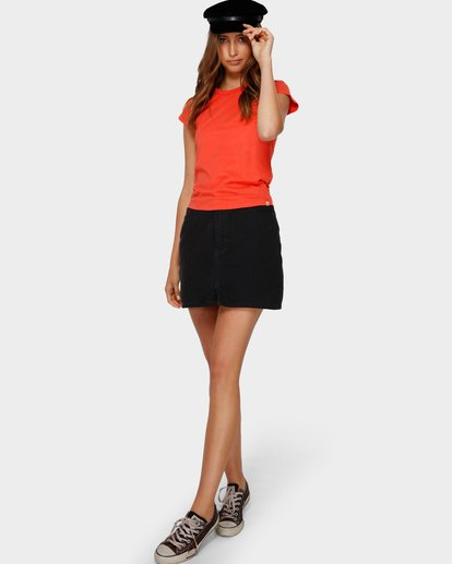 4 What Might Be Tee Orange 6581144 Billabong