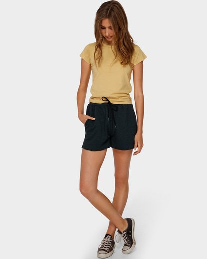 4 WHAT MIGHT BE TEE Yellow 6581144 Billabong