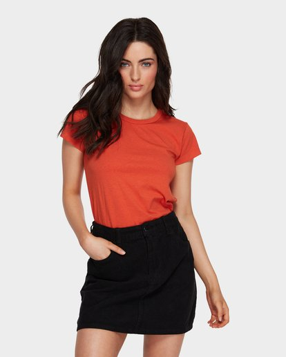 1 What Might Be Tee Red 6581144 Billabong