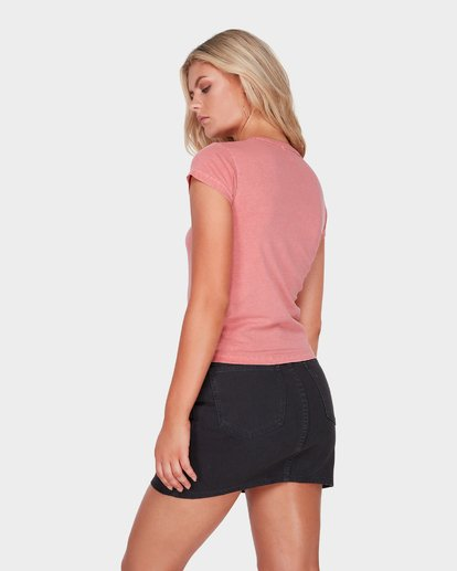 2 What Might Be Tee Pink 6581144 Billabong