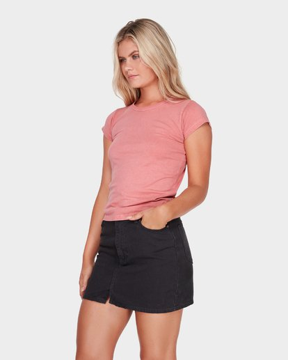 1 What Might Be Tee Pink 6581144 Billabong