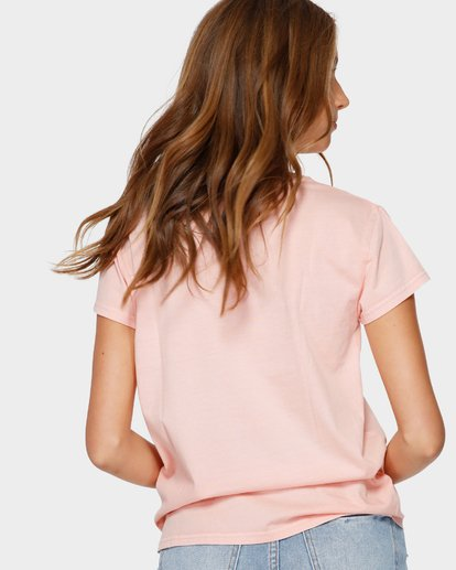 3 Echo Tee Pink 6581149 Billabong