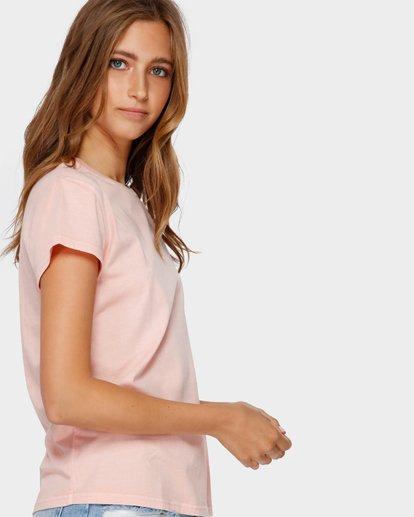 2 ECHO TEE Pink 6581149 Billabong