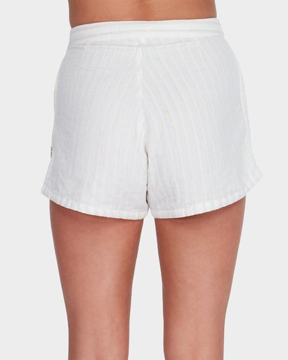 4 SANDY STRIPE SHORT Beige 6581273 Billabong