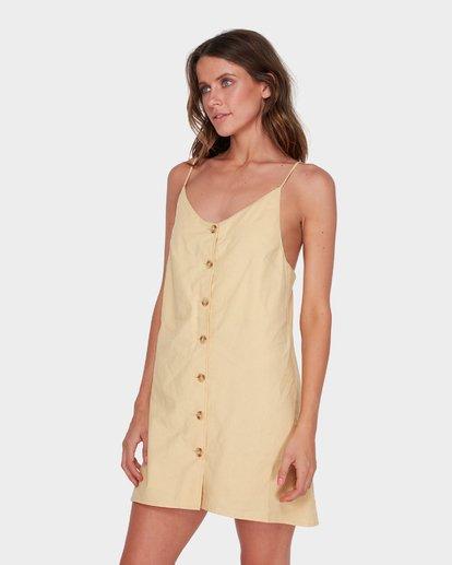 1 PRIMAVERA DRESS Yellow 6581482 Billabong