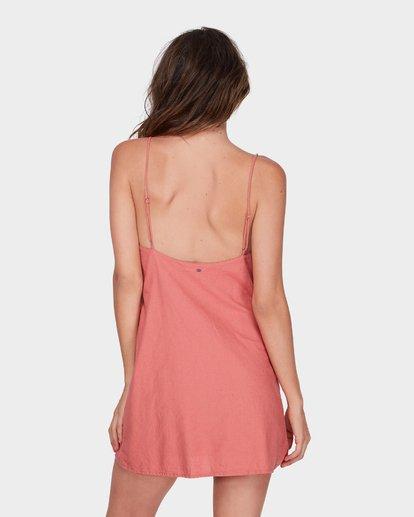 2 PRIMAVERA DRESS Orange 6581482 Billabong