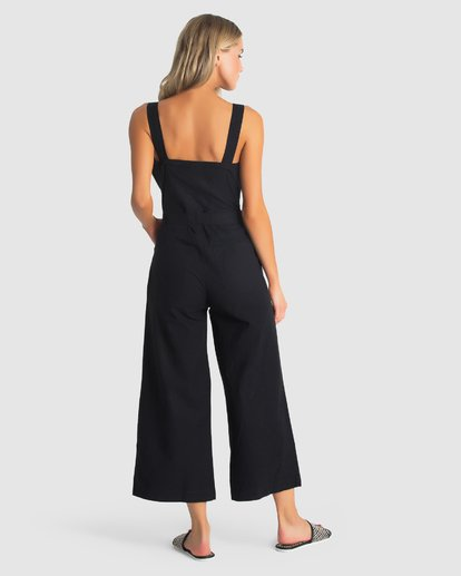 3 CROSSFIRE JUMPSUIT Black 6581502 Billabong