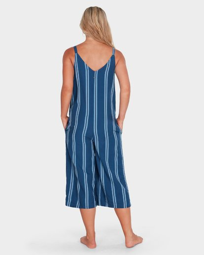 2 WAVELINE STRIPE JUMPSUIT Purple 6581507 Billabong