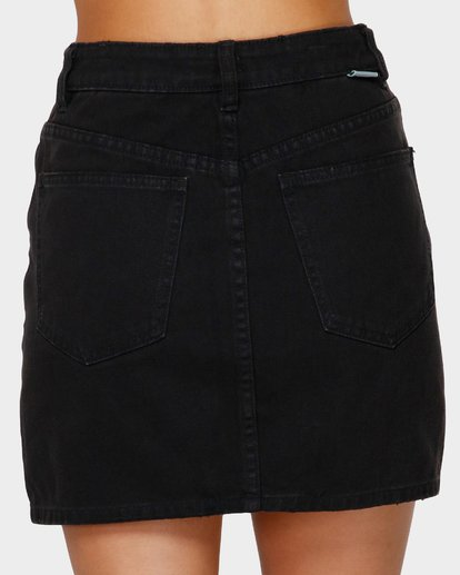 5 Black Magic Skirt Black 6581526 Billabong