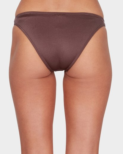4 SEA CHASER TROPIC BIKINI BOTTOM Brown 6581561 Billabong