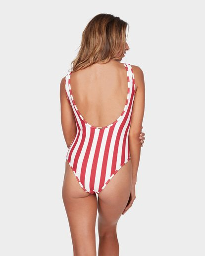 2 SUNSET STRIPE ONE PIECE Beige 6581587 Billabong