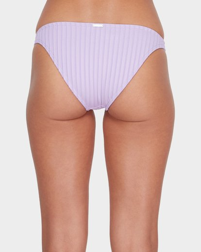4 SUNS OUT TROPIC BIKINI BOTTOM Purple 6581609 Billabong