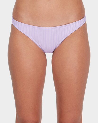 3 SUNS OUT TROPIC BIKINI BOTTOM Purple 6581609 Billabong