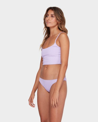 2 SUNS OUT TROPIC BIKINI BOTTOM Purple 6581609 Billabong