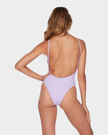 2 SUNS OUT ONE PIECE Purple 6581622 Billabong