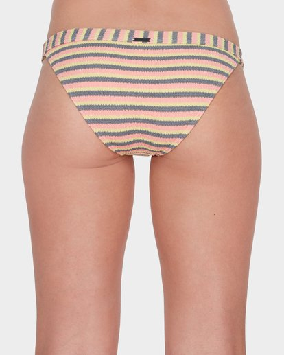 4 SUN DAZE TROPIC BIKINI BOTTOM Black 6581629 Billabong