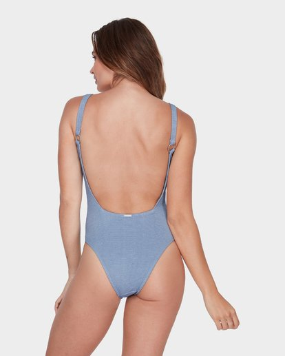 2 SANDY STRIPE ONE PIECE Blue 6581655 Billabong
