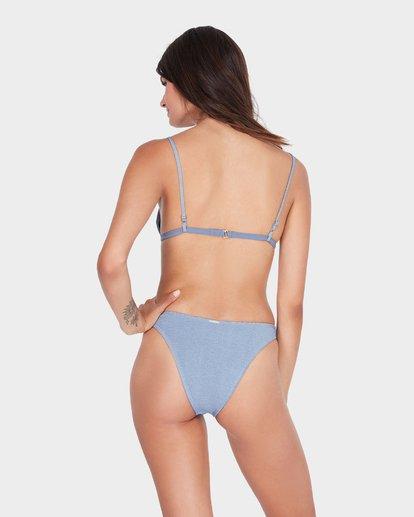 0 Sandy Stripe Hike Bikini Bottoms Blue 6581656 Billabong