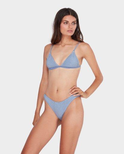 2 Sandy Stripe Hike Bikini Bottoms Blue 6581656 Billabong