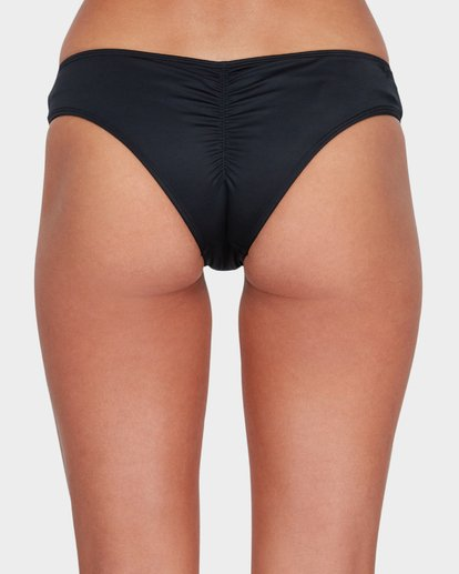 4 SOL SEARCHER HAWAII LO RIDER BIKINI BOTTOM Black 6581661 Billabong