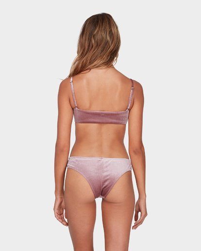 0 FOOL4U HAWAII LO BIKINI BOTTOM Purple 6581670 Billabong