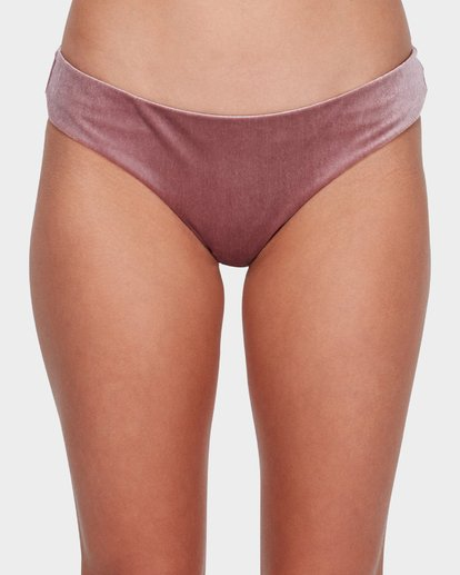3 FOOL4U HAWAII LO BIKINI BOTTOM Purple 6581670 Billabong