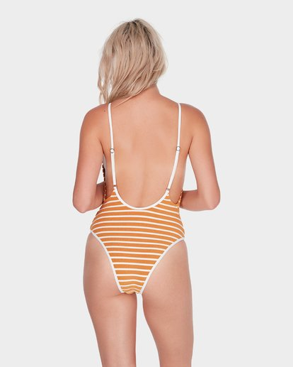 2 HONEY DAZE ONE PIECE Yellow 6581676 Billabong