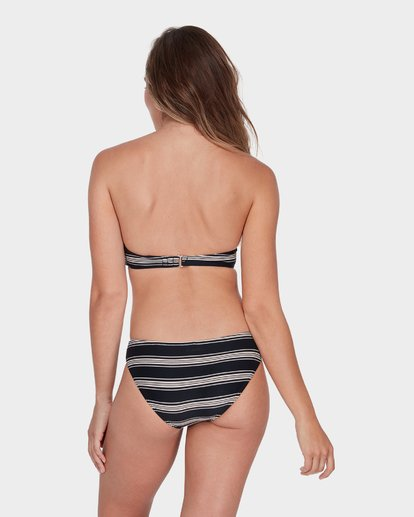 2 AWAY WE GO BUSTIER BIKINI TOP Black 6581686 Billabong