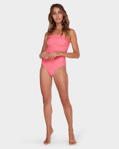 3 SUMMER HIGH ONE PIECE Pink 6581709 Billabong