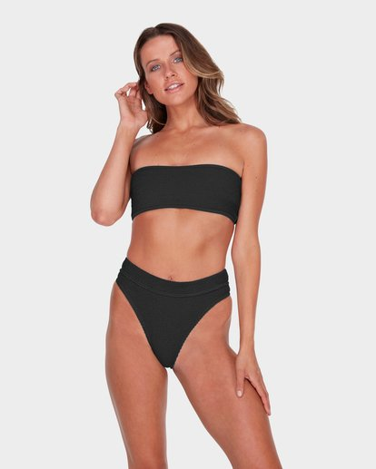1 SUMMER HIGH MAUI RIDER BIKINI BOTTOM Black 6581713 Billabong