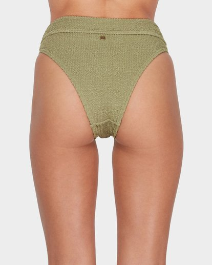 4 SUMMER HIGH MAUI RIDER BIKINI BOTTOM Green 6581713 Billabong