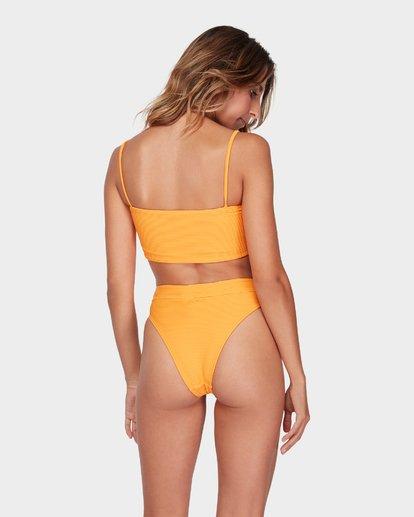 5 TANLINES BANDEAU Orange 6581714 Billabong
