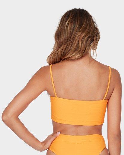 2 TANLINES BANDEAU Orange 6581714 Billabong