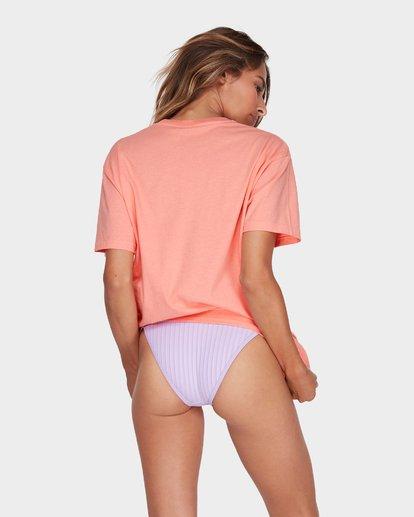 2 HIGHLIGHT TEE Pink 6582019 Billabong
