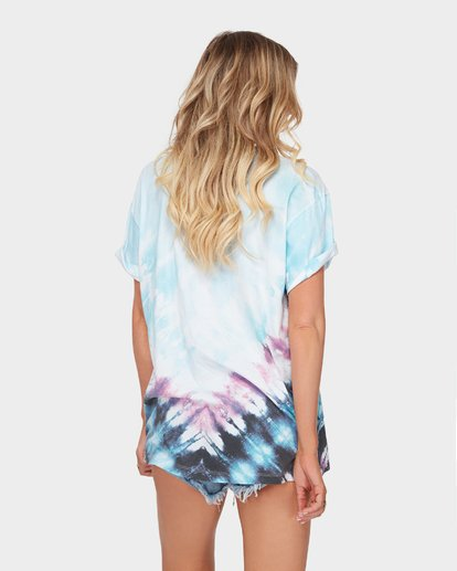 2 THE BLUE CRUSH TEE  6582147 Billabong