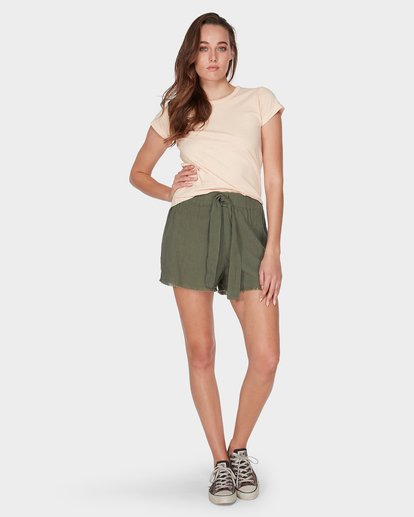 5 CLOUDSTONE SHORT Green 6582287 Billabong