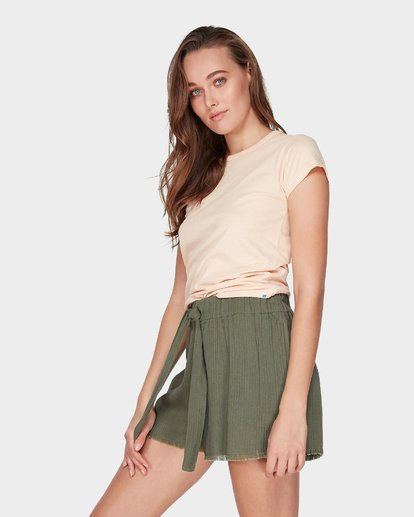 1 CLOUDSTONE SHORT Green 6582287 Billabong