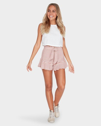 5 KAHLUA STRIPE SHORT Brown 6582293 Billabong