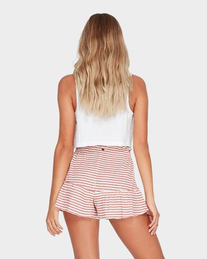 2 KAHLUA STRIPE SHORT Brown 6582293 Billabong