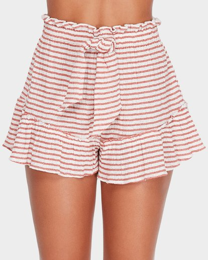 3 KAHLUA STRIPE SHORT Brown 6582293 Billabong