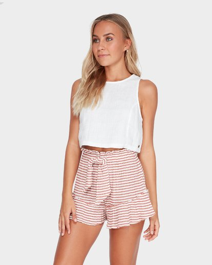 1 KAHLUA STRIPE SHORT Brown 6582293 Billabong