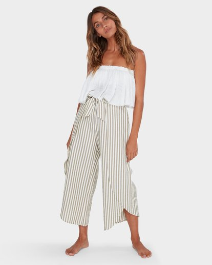 5 SUNS OUT STRIPE PANT  6582401 Billabong