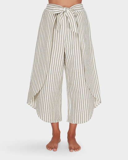 3 SUNS OUT STRIPE PANT  6582401 Billabong