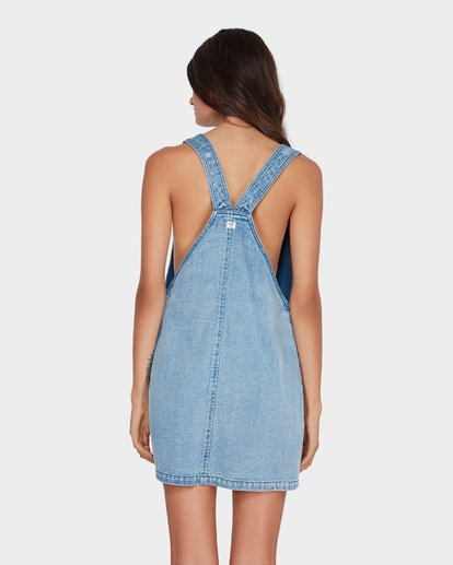 2 MANNIX DRESS Blue 6582477 Billabong