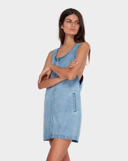 1 MANNIX DRESS Blue 6582477 Billabong