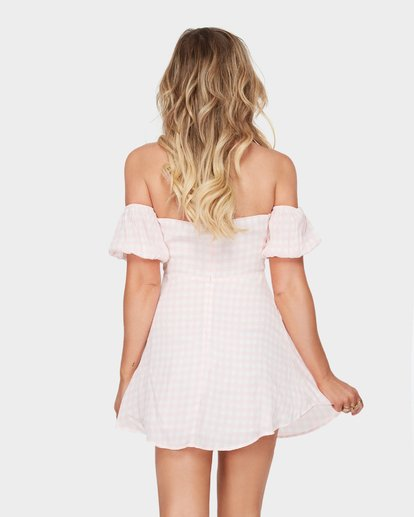 2 I LOVE LUCIE DRESS Pink 6582485 Billabong
